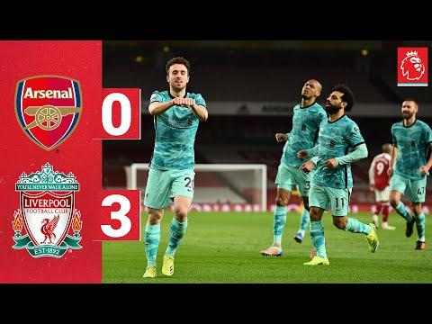 Highlights: Arsenal 0-3