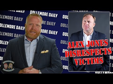 "Alex Jones Calls Child Victims of Manchester Attack ""Liberal Trendies"" - #DollemoreDaily"