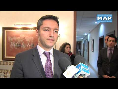 Bulgarian Minister of Foreign Affairs   Bulgaria supports Morocco's ambitions to become a strategic