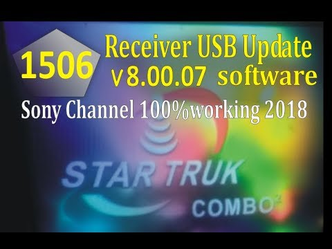 1506 Code Startruk combo2 Powervu Keys Sony Network 100% Working