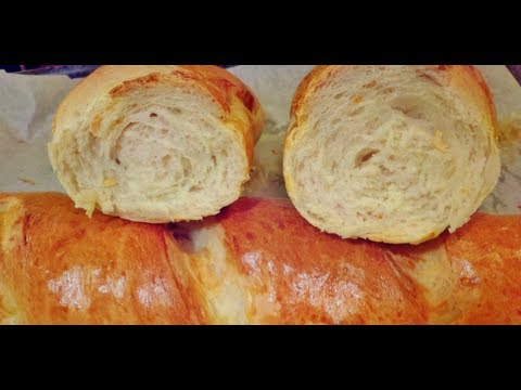 HOW TO MAKE FRENCH BREAD BAGUETTE!!!
