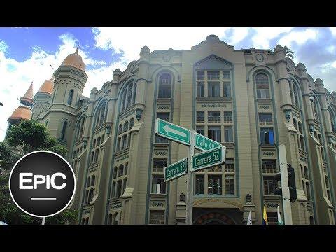 Centro Comercial Palacio Nacional - Medellín, Colombia (HD)