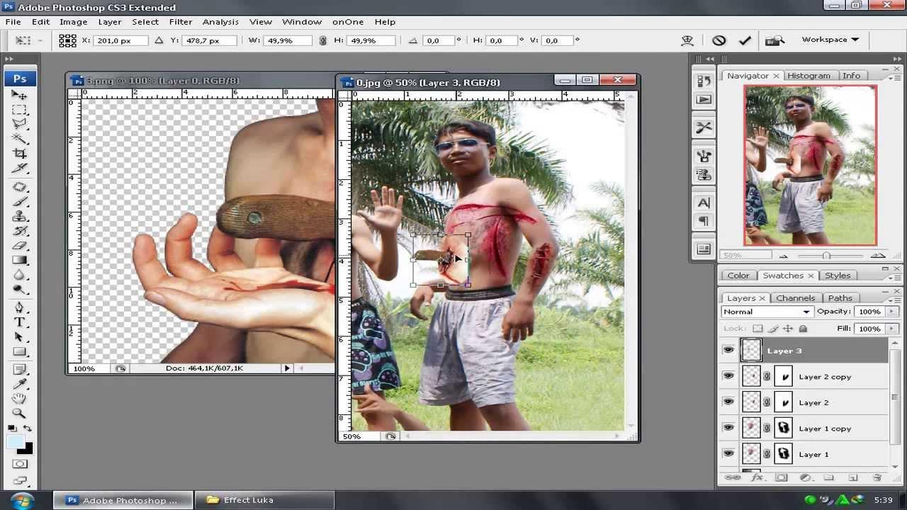 53+ Edit Foto Hantu Photoshop Gratis