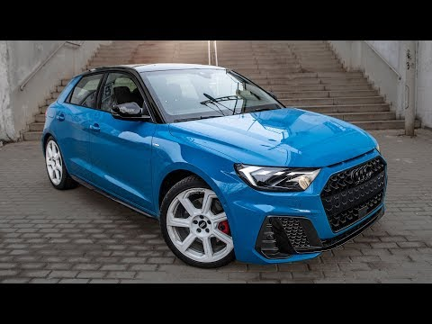 Is the NEW 2019 AUDI A1 BEST IN CLASS? Rocking the streets of Warsaw, in detail (Edition one)