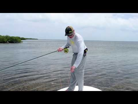 Managing Line on a Flats Boat