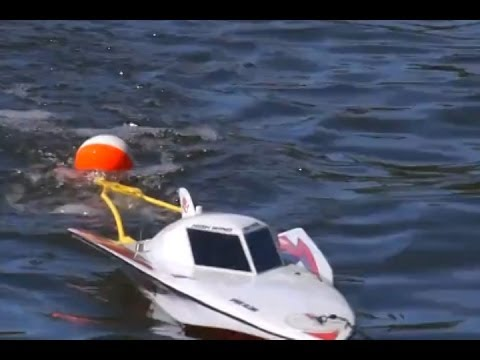 Fish fun co rc fishing boat youtube for Rc boat fishing