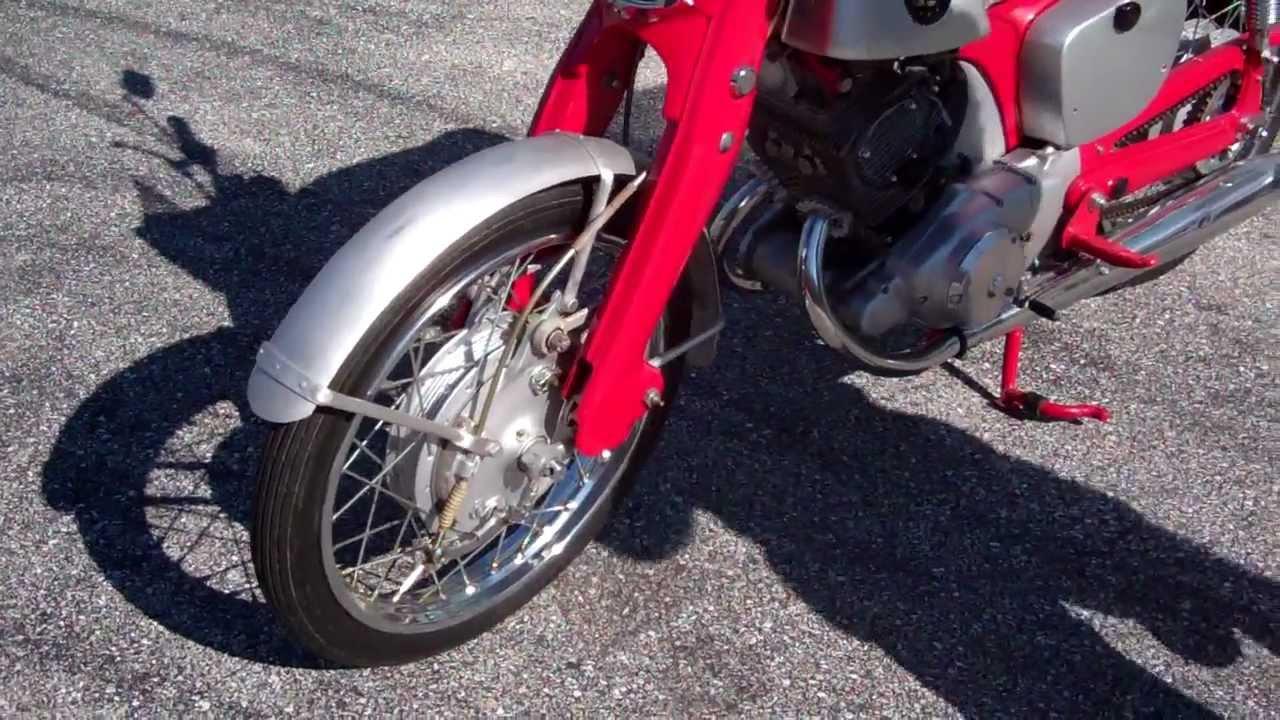 1960 honda cb92 in md | 1.888.bmw.bob's | maryland motorcycle