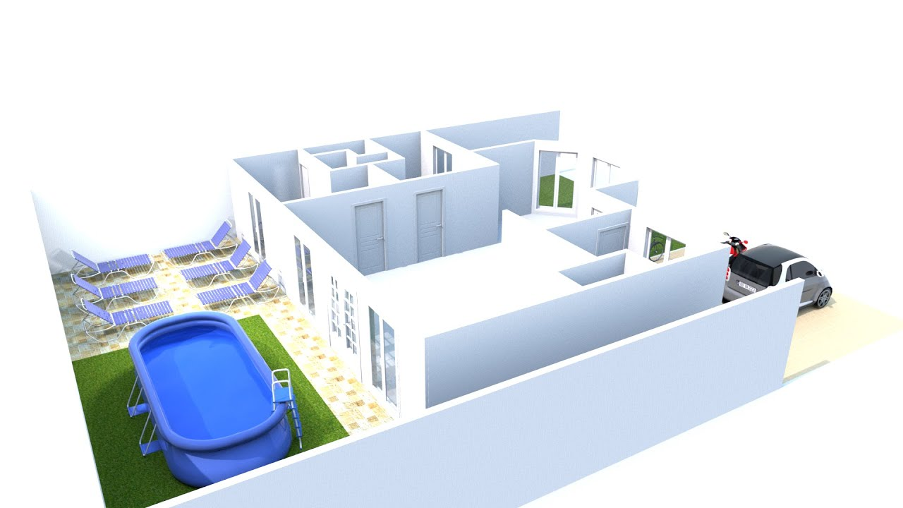 Welcome to the chocolatey community package repository! Modern House Design Sweet Home 3d Youtube