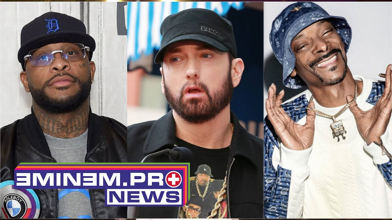 """Royce da 5'9"""" Clarifies His Snoop Comment and Calls Out Some Disrespectful Eminem Fans"""