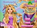 Princess Rapunzel Real Haircuts - Games for Kids - Girl Game 2015