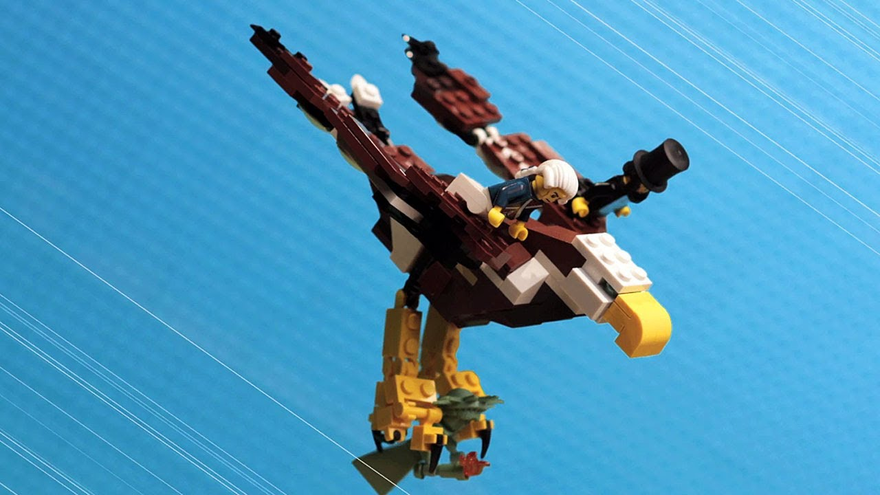 how to make a lego stop motion movie
