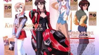 La canción favorita de Priss de Bubblegum Crisis Tokyo 2040 -