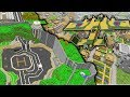 Biggest Air Force Base on the Server!  | Minecraft WAR #44