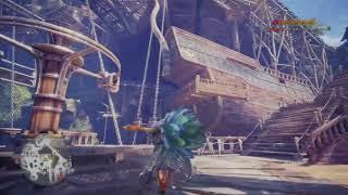 HDD (PS4_Monster Hunter World)