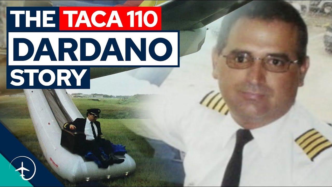 The HERO-pilot from TACA flight 110, Carlos Dardano - Mentour interview