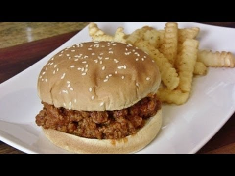 SLOPPY JANES RECIPE |Cooking With Carolyn