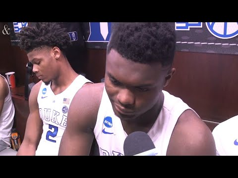 Zion sums up season at Duke: 'It was like a movie'