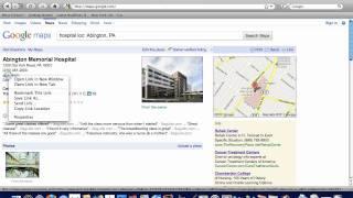 Google Maps Job Search Free HD Video