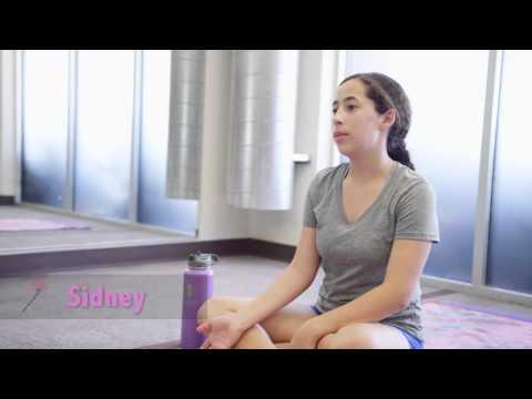 PreTeen Yoga Series  Testimonials