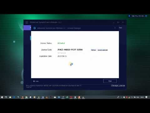 Advanced System Care Ultimate 20 18 - 2019 || Advanced SystemCare Ultimate 11.1.0.72 + Key 2019