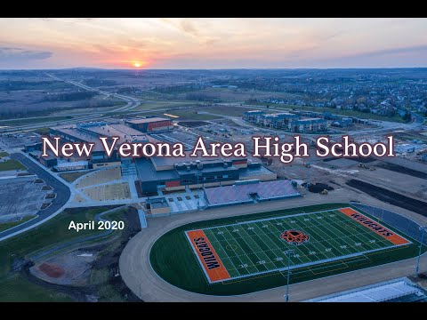 New Verona Area High School - April 2020