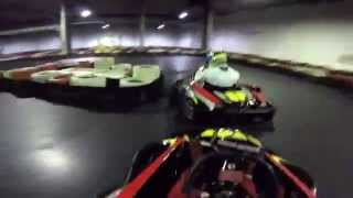 Extreme Karting herselt - From the back to the front