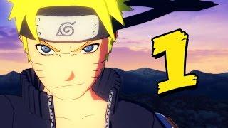 Naruto Shippuden: Ultimate Ninja Storm 4 Прохождение на Русском - Часть 1