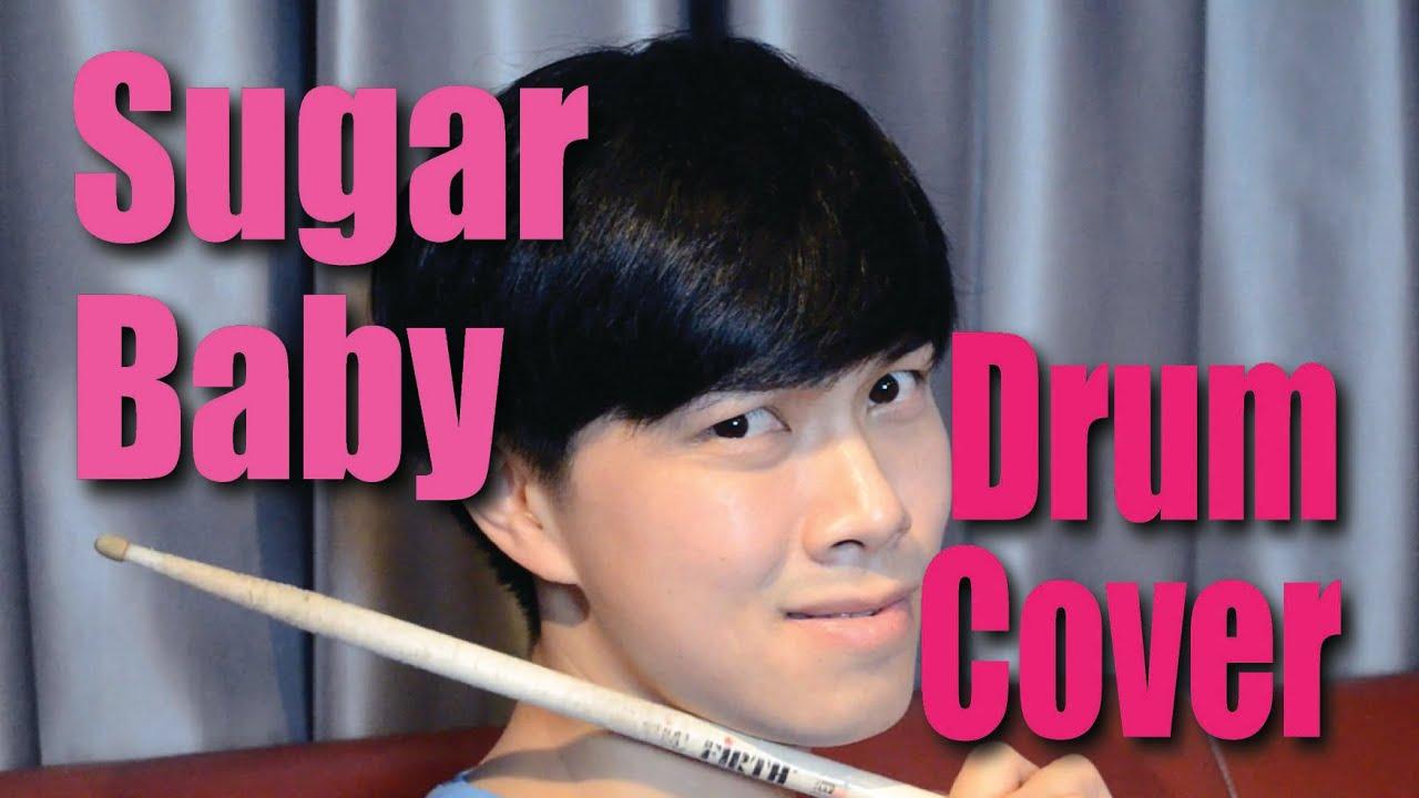 SUGAR BABY- FFx香港(Drum Cover/Remix: Samuel Wong) Music By Redholic - YouTube