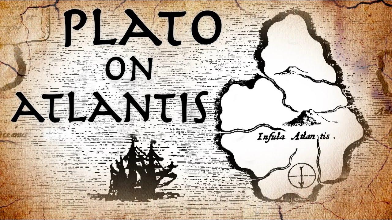 Listen to Plato Invent the Myth of Atlantis (360 B.C)
