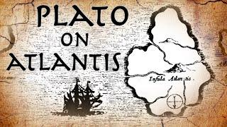 Plato Describes Atlantis // First Mention of the Island // 360 BC 'Critias'