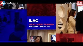 ILAC Local Agent Training, Vancouver 2018