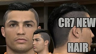 PES 2014 • Critiano Ronaldo New Haircut | Download • [PC] HD Thumbnail