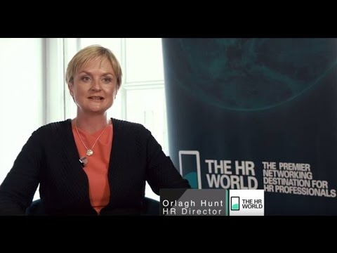an interview with hr director orlagh hunt youtube