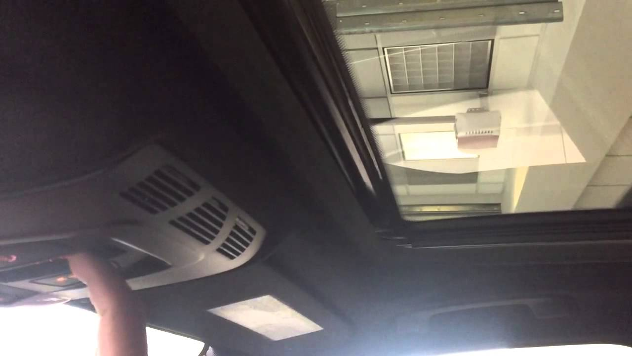 How To Re Initialize A Bmw Sunroof Youtube 87 325e Fuse Box