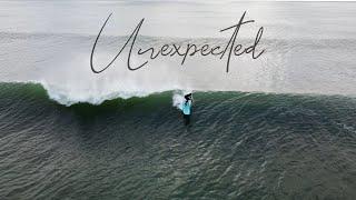 East Coast Longboard Surfing // UNPREDICTABLE