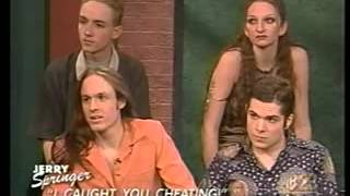 Jason Wade (Cock E.S.P./Saffron/FAGGOT) on Jerry Springer