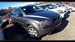 Сколько стоит 2006 Volvo XC90?