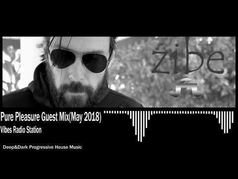 ZİBE-Pure Pleasure Guest Mix(May 2018)Vibes Radio- Deep Progressive House Music