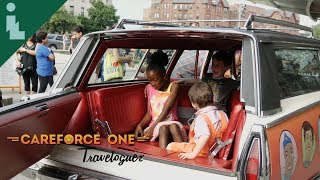 "The CareForce One Travelogues  Ep. 1  ""Hitting the Road with CareForce One"""