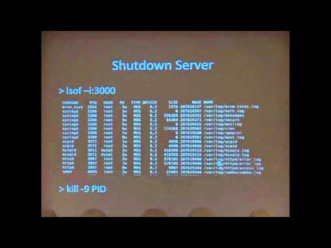 RubyConf Taiwan 2015-Day1 R2 02 謝昇佑:Automating our daily tasks with scripting
