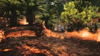 SKYRIM Обзор модов №11 | Mortal Kombat : Scorpion