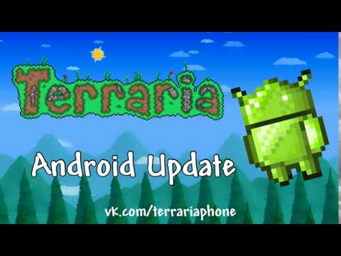 Terraria Download Android Update 1.2.12715