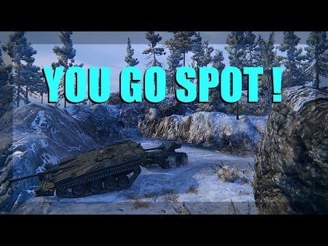 WOT - You Go Spot | World of Tanks