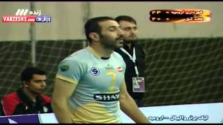 Urmia vs. Kalleh, 19th Week