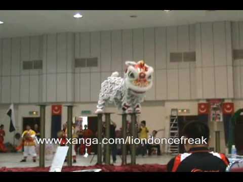 Muar Traditional/Jongs Championship - Kin Cho Hong