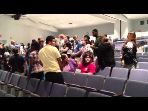 Pulley Career Center Transition Ceremony Part 2
