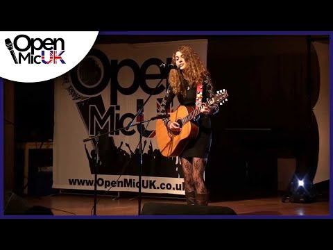 LAST NIGHT  CARA ELIZABETH LUDLOW at Open Mic UK Singing Competition Bristol Regional Final