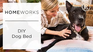 DIY Dog Bed with Claire Zinnecker | Kin Community