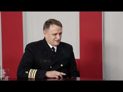 Актуальне інтерв'ю. В. Самохін. Служба у Військово-Морських Силах