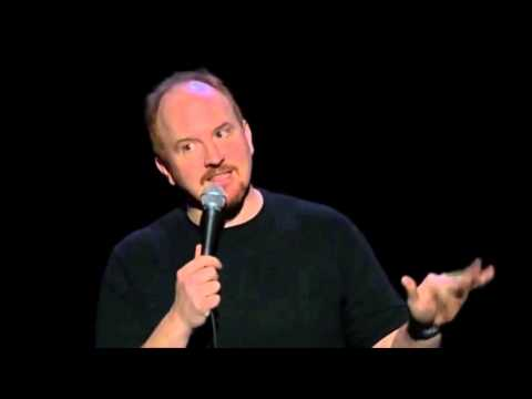 "Louis CK ""White Male Privilege"" - 3% Conference"